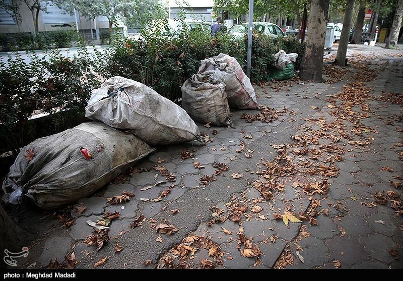 گرد و غبار شدید در تهران