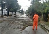 سیلاب مازندران