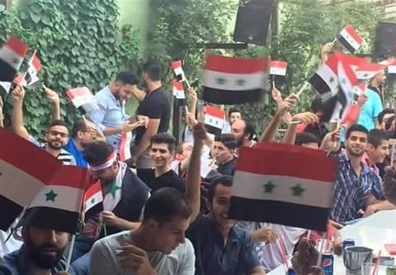 سوریا ریاضة