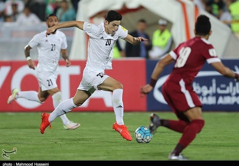 آزمون: هنوز زود است که درباره شانس صعود به جام جهانی صحبت کنیم