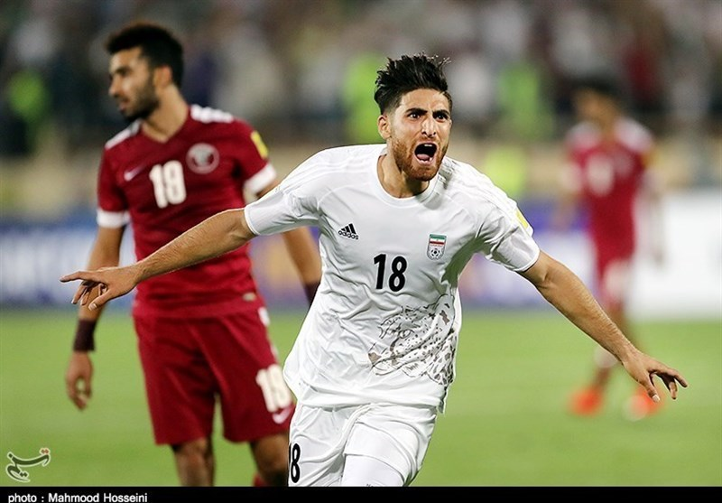 Alireza Jahanbakhsh Happy to Work with Carlos Queiroz