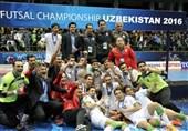 AFC: تیم فوتسال ایران در گروه دشواری قرار گرفته است + برنامه مسابقات