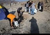 پاکسازی میانگذر دریاچه ارومیه