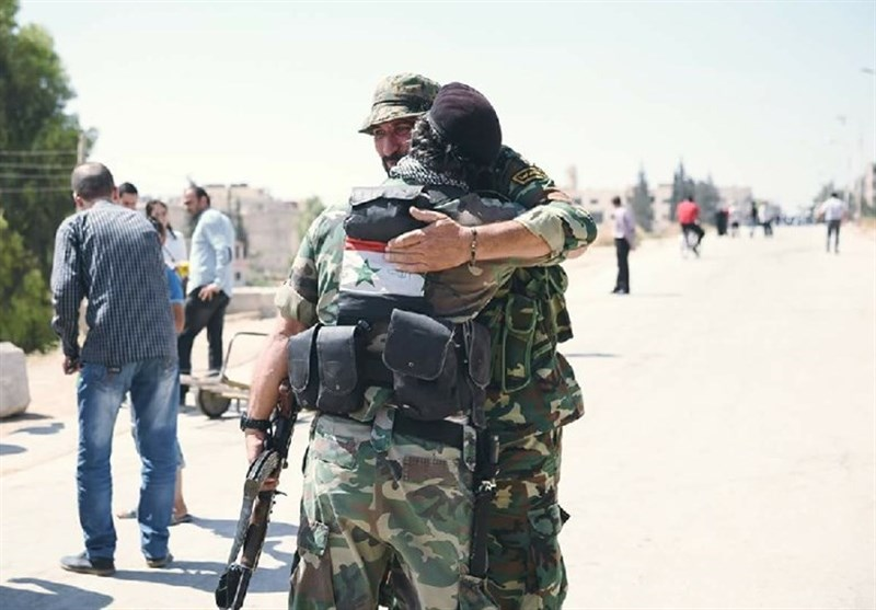 Armed Militants Agree to Surrender to Syrian Army in Muadamiyat (+Photos)