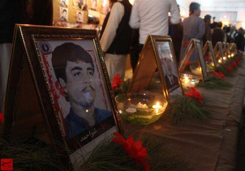 نمایشگاه عکس شهدا در هرات6