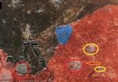 آغاز پاتک ارتش سوریه علیه گروههای تروریستی در شمال غربی حماه