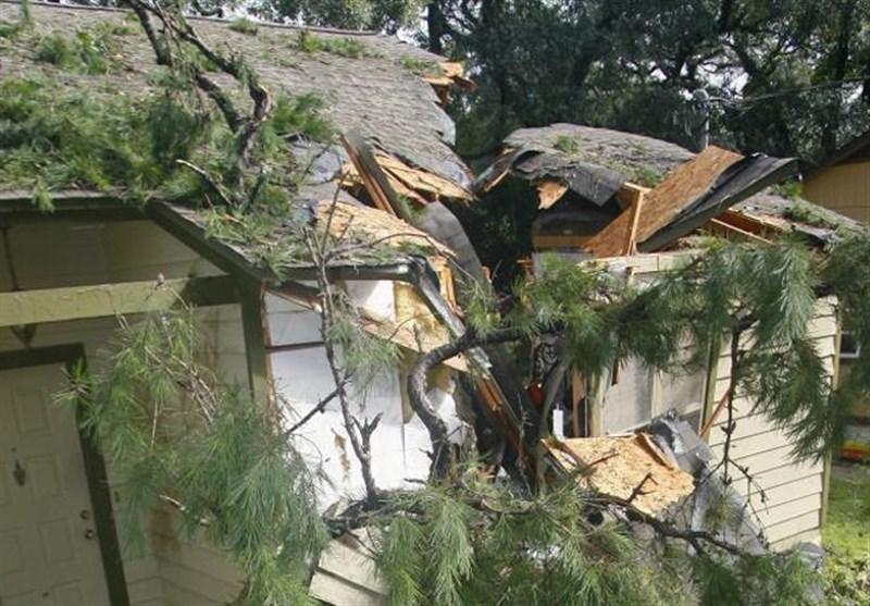 خسارت به 6100 واحد مسکونی در طوفان مازندران