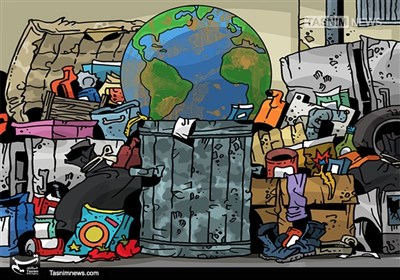 کاریکاتور/ زمین پاکم آرزوست!!!
