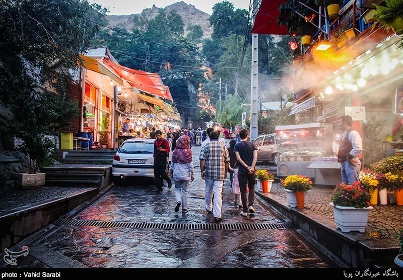 عکس های جذاب و دیدنی از دربند تهران