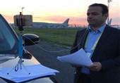 فیلم/جلوگیری از ارتباط زنده خبرنگار صدا و سیما در مرز ترکیه و سوریه