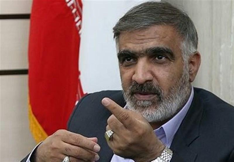 حسنوند: قدرت نظامی و دفاعی ایران، خط بطلانی بر مصوبات غیرقانونیسنا و کنگره آمریکا است