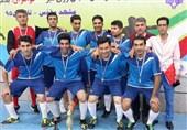 خوزستان قهرمان مسابقات فوتسال کشور شد