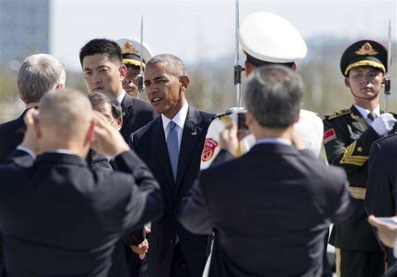 اوباما چین