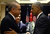 دیدار اردوغان و اوباما در چین/ توافق آمریکا و ترکیه بر سر سوریه