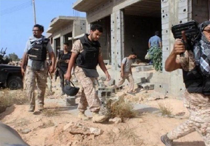 """لیبیا: """"البنیان المرصوص"""" تتقدم باتجاه آخر معاقل داعش فی سرت"""