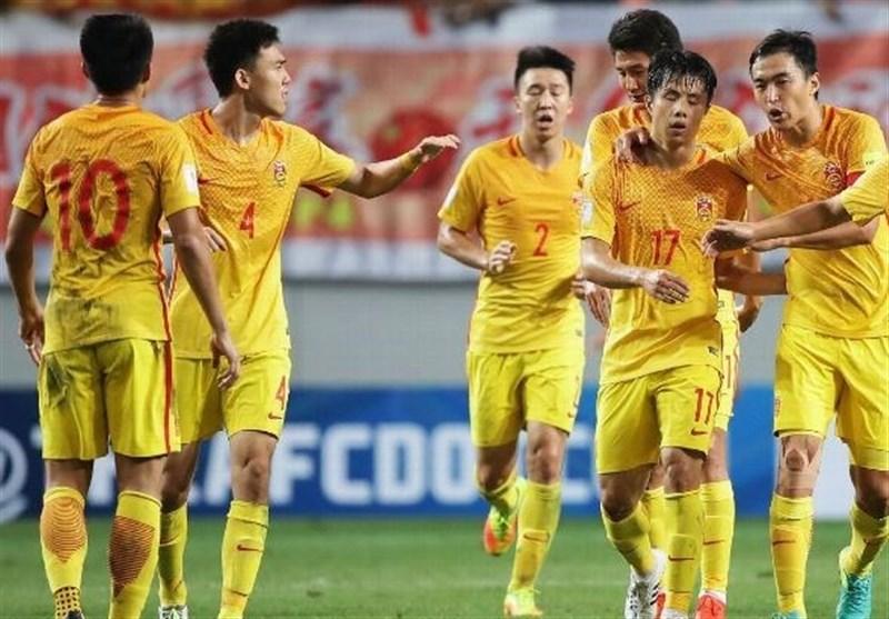 مهاجم تیم ملی چین: برابر ایران مرتکب هیچ اشتباهی نمیشویم