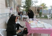 سومین روز بازار صنایع دستی خراسان جنوبی راهاندازی شد