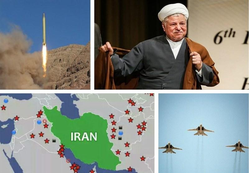 توان نظامی و هاشمی رفسنجانی