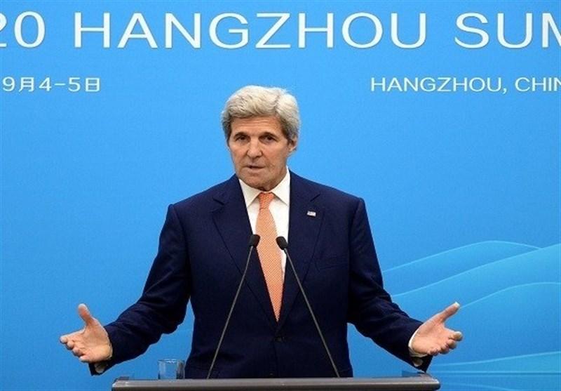کیری: اتفقنا مع روسیا على الکثیر بشأن سوریا وبقیت مسائل عالقة