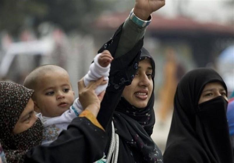 بھارت کی جانب سے کشمیریوں کو کچلنے کے لئے مرچوں بھرے ہتھیار استعمال کرنے کا فیصلہ