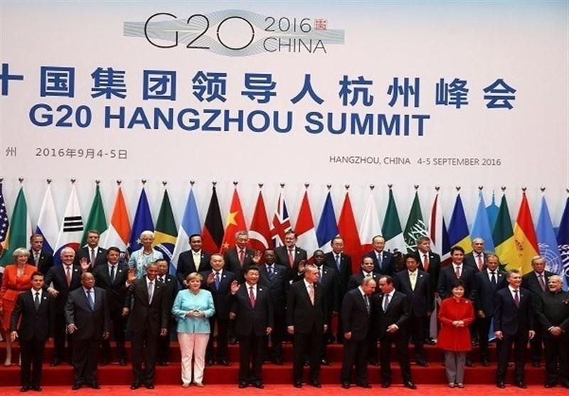 افتتاح قمة العشرین فی هانغتشو بالصین
