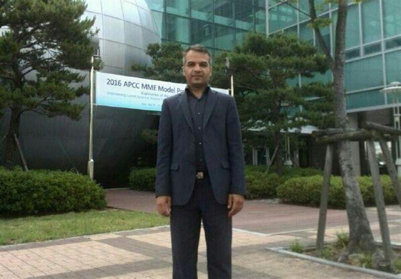 یک خوزستانی دانشمند جوان ایران در سال 2016 شد