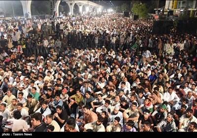 راولپنڈی میں قصاص ریلی کی تصویری جھلکیاں