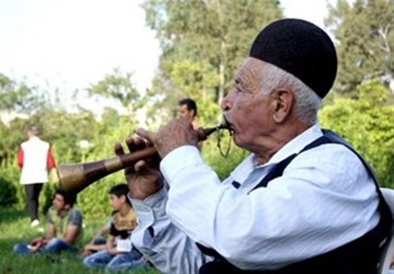 جشنواره موسیقی بومی لیلاخ در دهگلان آغاز شد