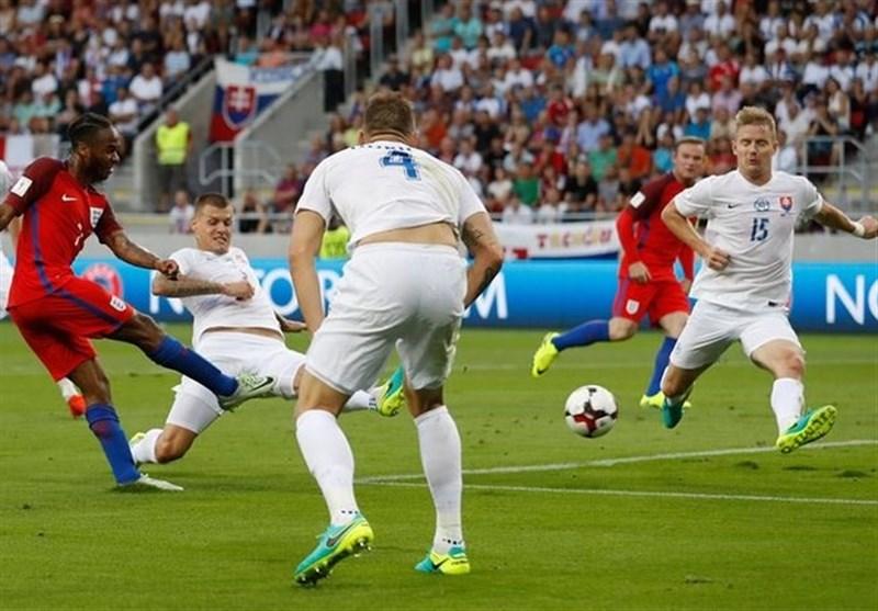 انگلیس در آخرین ثانیهها پیروز شد/ دانمارک به سختی به برتری رسید