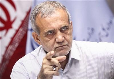 مسعود پزشکیان نائب رئیس مجلس و نماینده تبریز