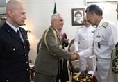 دیدار هیئت نظامی کشور ایتالیا با فرمانده نیروی دریایی ارتش