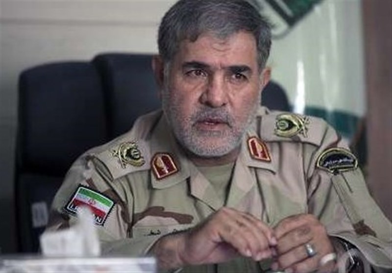 Border Guards Clash with Armed Bandits in Western Iran: Commander