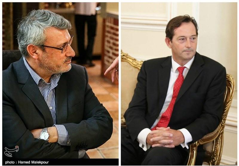 بعیدینژاد سفیر ایران در انگلیس شد/ نیکلاس هاپتون سفیر جدید لندن در تهران