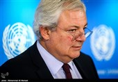 نشست خبری استفان اوبراین معاون دبیرکل سازمان ملل متحد