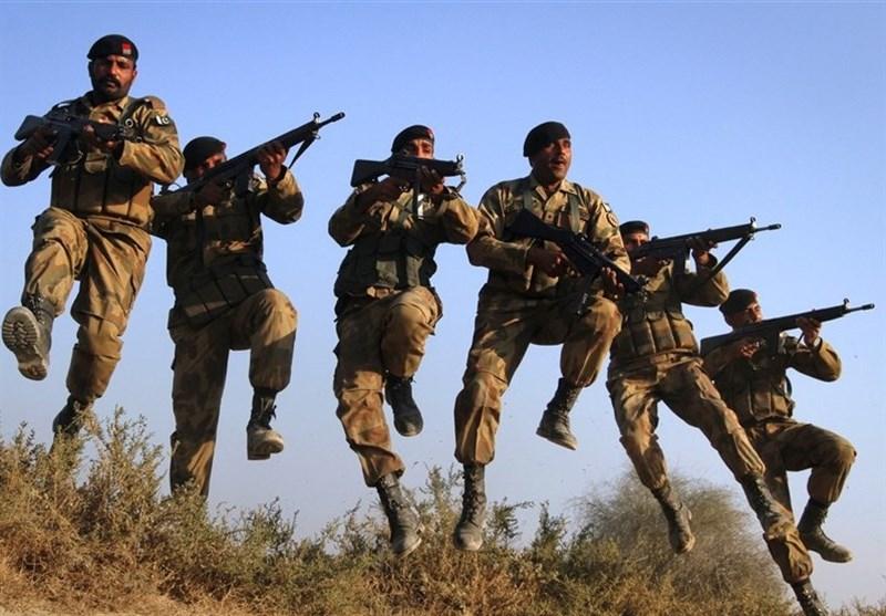 آپریشن ردالفساد کامیابی کے ساتھ جاری،2افغان سمیت 13 خطرناک شرپسند گرفتار