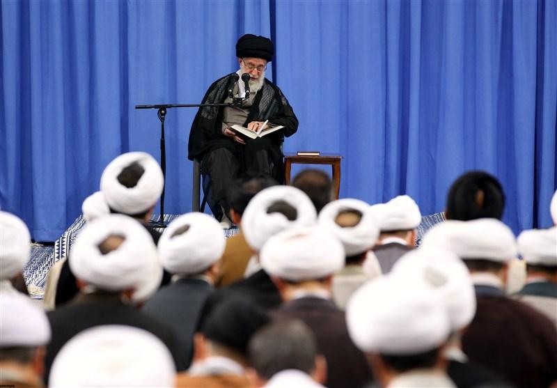 بیانات مهم رهبر انقلاب درباره توصیه به احمدینژاد برای عدم کاندیداتوری + صوت