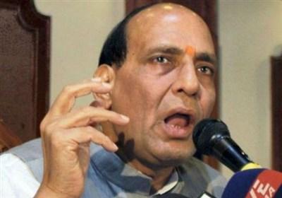 پاکستان جموں و کشمیر کو بھول کر آزاد کشمیر کی فکر کرے، بھارتی وزیر دفاع