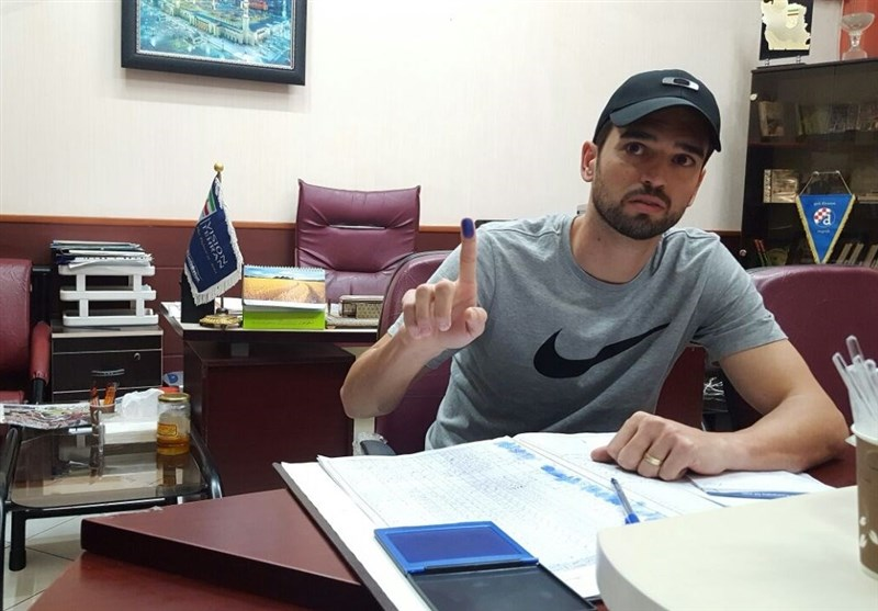 Brazilian Defender Padovani Joins Iran's Esteghlal