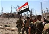 ارتش سوریه اطراف حلب
