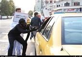 طرح جمعآوری و پاکسازی شهر از متکدیان در اراک اجرا شد