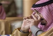 فرار شاه سعودی از اعتراض اینستاگرامی ایرانیها