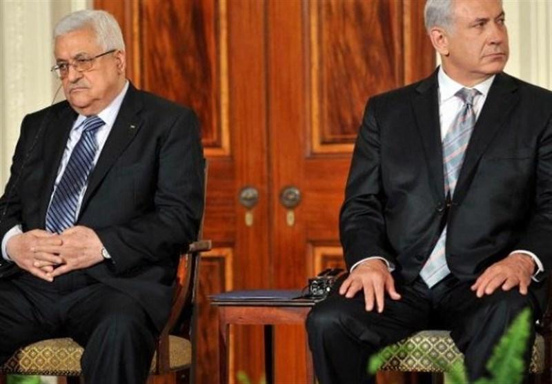 ابومازن و نتانیاهو