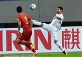 China, Iran Share Points at World Cup Qualifier