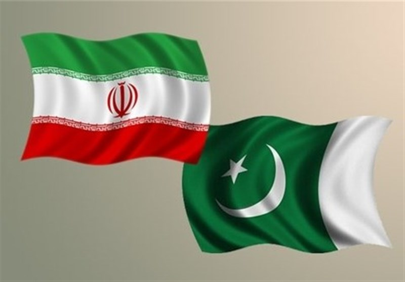 پرچم ایران و پاکستان