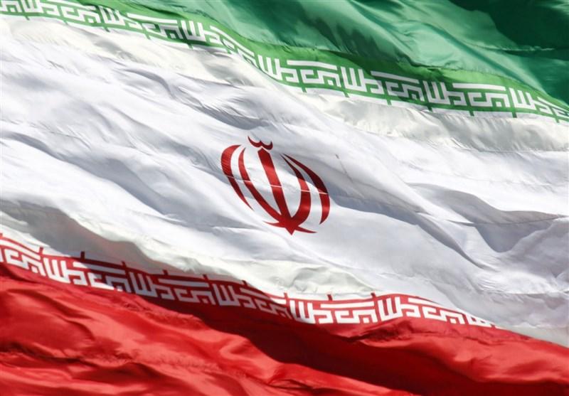 Iran's National Flag Raised in Pyeongchang