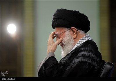 Leader Ayatollah Khamenei Receives Families of Iranian Victims of Hajj Incidents