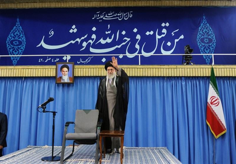 حیرت نیویورکتایمز از سیاست متفکرانه رهبر جمهوری اسلامی ایران