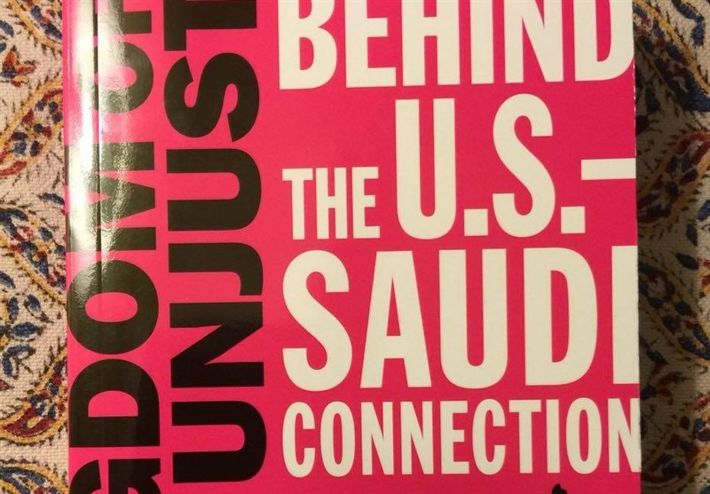 'Kingdom of the Unjust behind the US-Saudi Connection' Book Unveiled in Washington