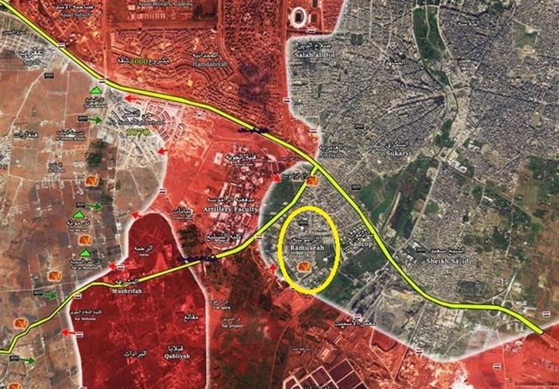ارتش سوریه به ورودیهای شهرک خانطومان رسید/ هلاکت 150 تروریست در حومه حماه