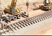 مراسم گشایش فاز سوم راه آهن در هرات1